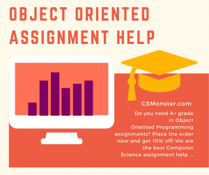 Object Oriented Assignment Help